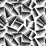JER - Noir & Blanc material