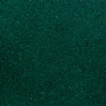 GREEN GLITTER & TEXTURED PAINTED STEEL material