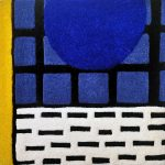 TAPIGRI - blue & Yellow material